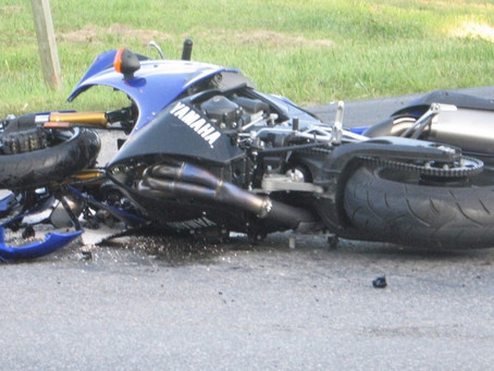 $6.2 Million jury verdict for motorcyclists after driver fails to yield