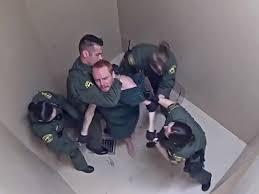 $50 Million jury verdict to prisoner locked in room for 4 days