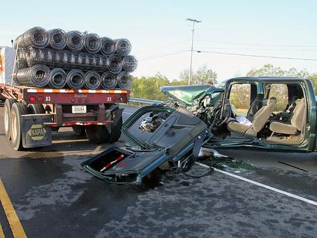 $101 Million jury verdict for driving company truck while smoking marijuana