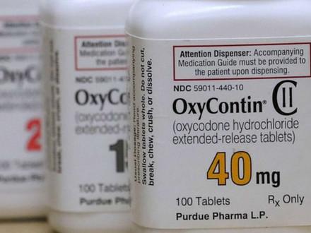 OxyContin Drug claim settles for $270 Million