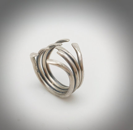 All Sterling low profile Ring in your size