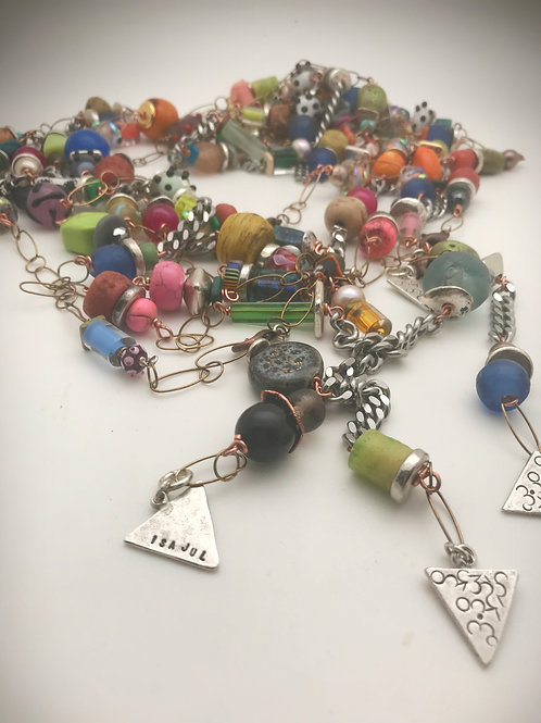 Glee super long Necklace