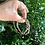 Thumbnail: 2 solid Copper and Sterling Silver Bangles