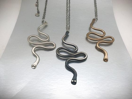 Snake Pendants