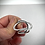 Thumbnail: Modern sculptural sterling ring