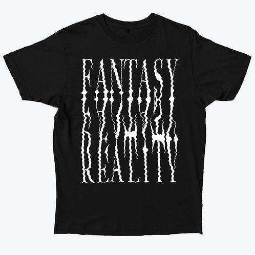 FANTASY/REALITY - T-shirt