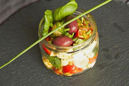 Mozzarella/Tomatensalat