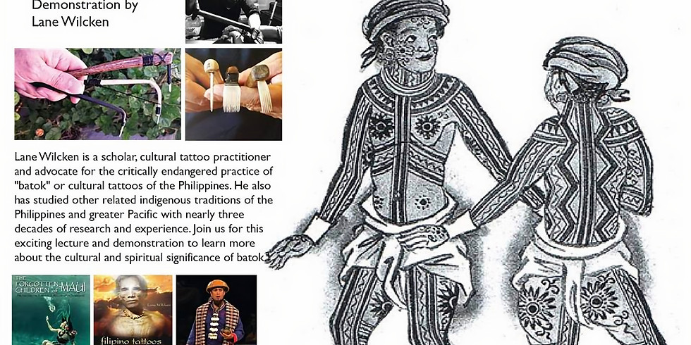 Ancient Tattoos of the Philippines