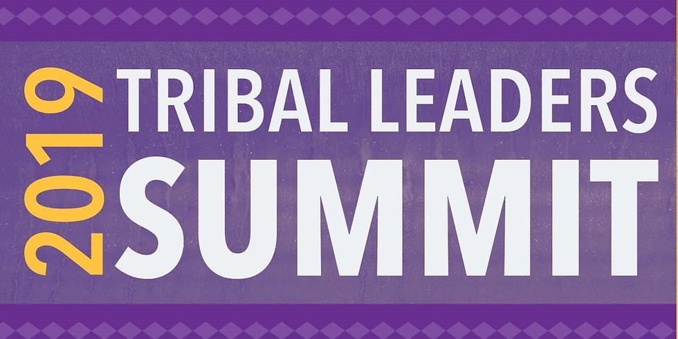 6th Annual Tribal Leaders Summit