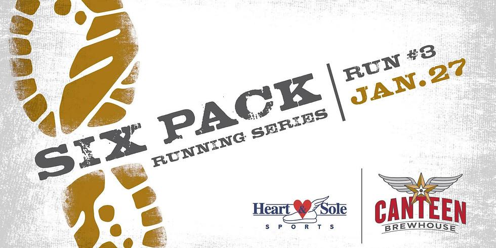 Six Pack Running Series