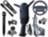 Рулевое управление и комплектующие к рул
