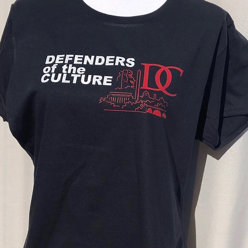 DC Defenders of the Culture Men or Women's T-shirt