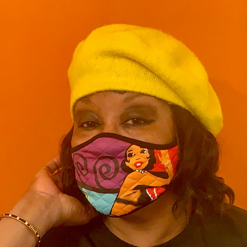 Diva Face Mask