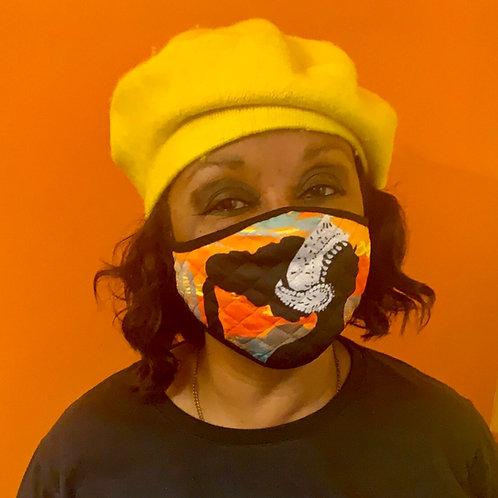 Oriental Jo Face Mask