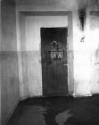 Тюрьма №8. Дверь камеры в корпусе №3 Свияжск. 1940-е Архив МВД РТ