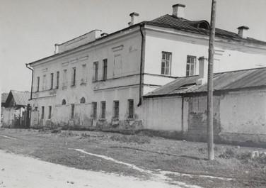 Здание Областной спецшколы для умственно-отсталых детей в Свияжске