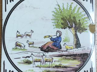 Выставка и лекторий «Приключения голландской плитки XVIII века»
