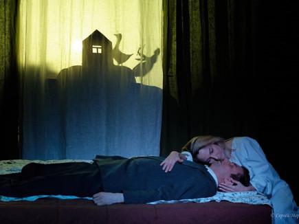 Спектакли театра «Птица» в Свияжске