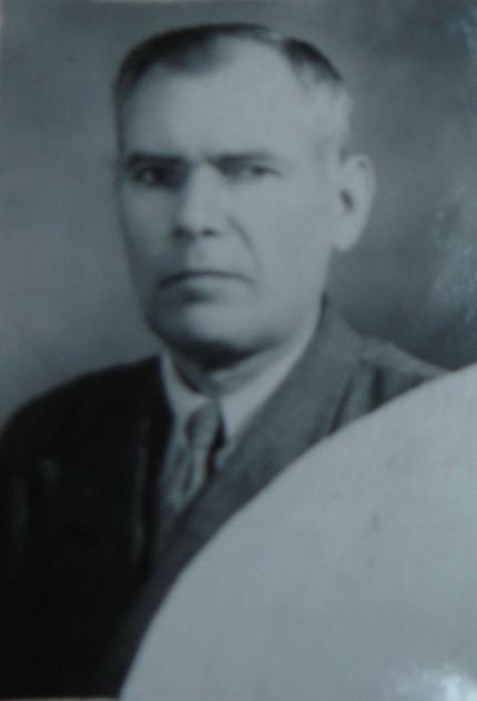 П.Г. Бенинг. 1940-е Фото из личного дела