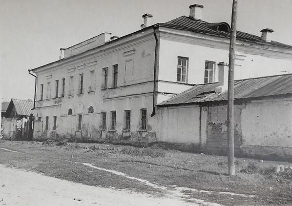 ОГС КП-454. Н.А. Здание вспомогательной