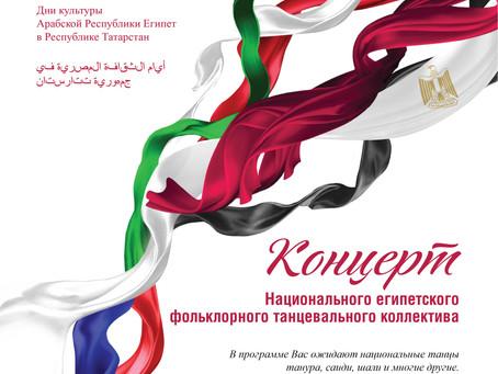 Дни культуры Египта в Татарстане
