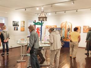 Выставка «Свияжск – остров художников»