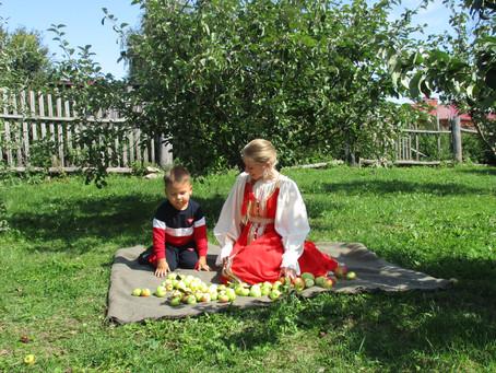 «Пришел Спас – яблочко припас»