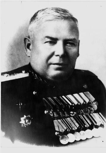 Ф.А. Гвоздёвский. 1950-е