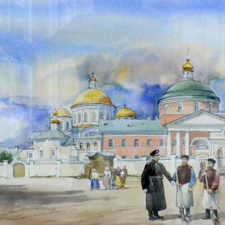 Выставка «Казанские впечатления бытия»