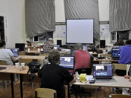 Новости «Рудника»: школа документального кино пройдет онлайн.