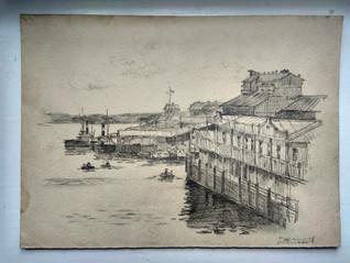 Выставка «Волжские просторы Николая Галахова»