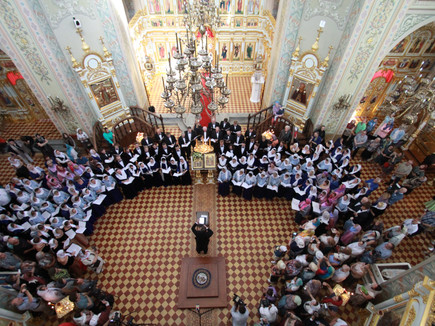 Концерт духовной музыки «Музыка веры»