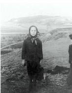 Нина Иванова. Свияжск. Начало 1950-х Из архива семьи Ивановых