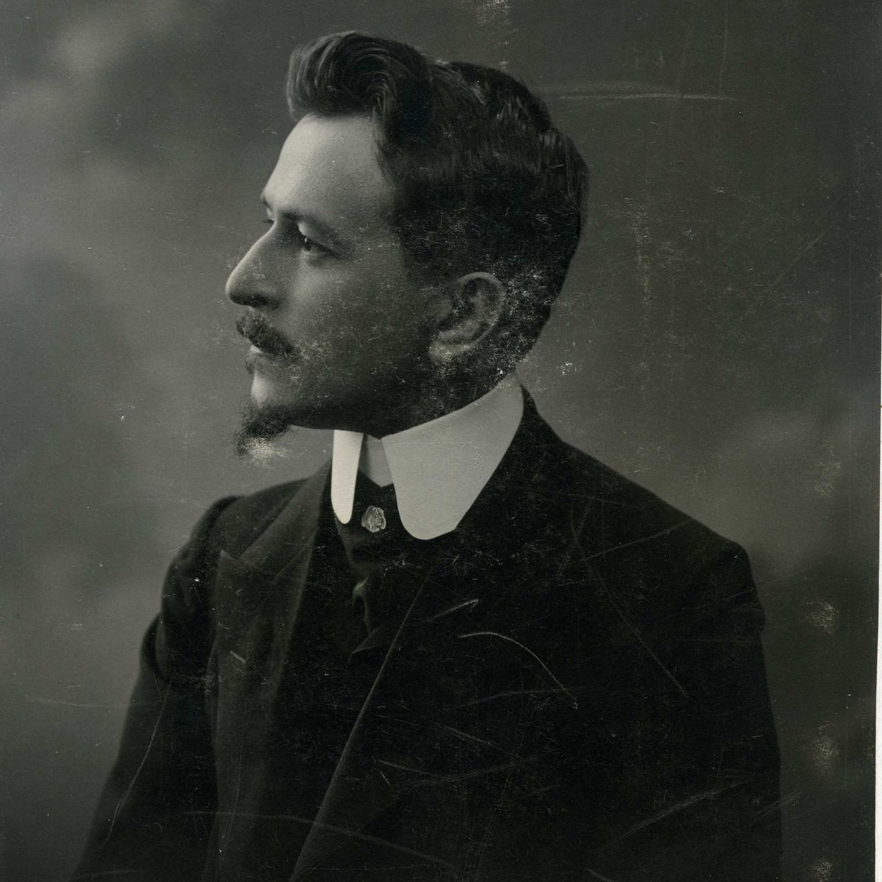 П.М. Дульский. 1910-е гг.