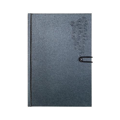 Caderno de Capa DuraCrystalRivet