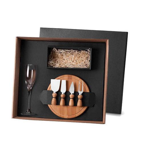 Kit Queijo e Champagne