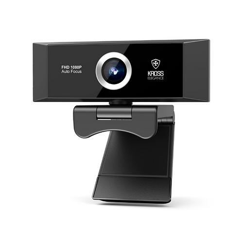Webcam 1080p Foco Automático