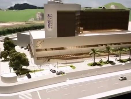 Rede D´or irá investir R$ 238 milhões em Macaé com novo hospital