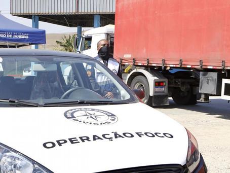 GOVERNO DO RJ LANÇA 'OPERAÇÃO FOCO'