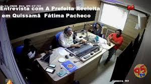 Entrevista com a prefeita reeleita de Quissamã Fátima Pacheco