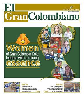El Gran Colombiano Marzo Inglés Gran Col