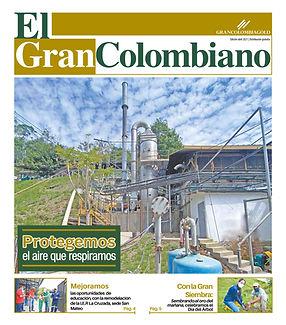 Gran Colombia Gold Abril periódico.jpg