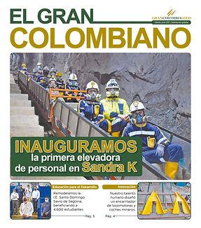 El Gran Colombiano Junio 2021 Gran Colom