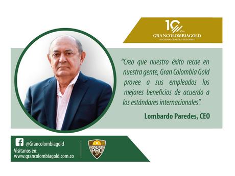 Nuestro CEO, Lombardo Paredes, fue entrevistado en The Business Year
