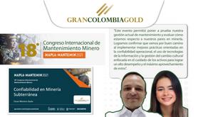 Participamos en el Congreso Internacional de Mantenimiento Minero MAPLA-MANTEMIN 2021