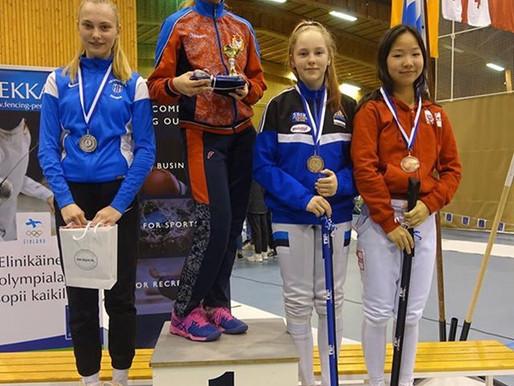 Espoo Finland Competition