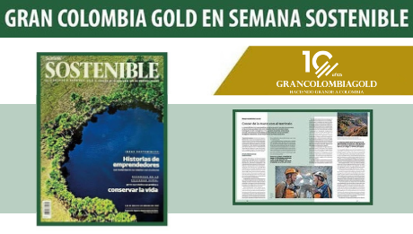 Reafirmamos nuestro compromiso ambiental y la Revista Semana Sostenible, lo resalta