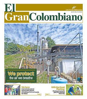 El Gran Colombiano Abril 2021 Inglés Gra