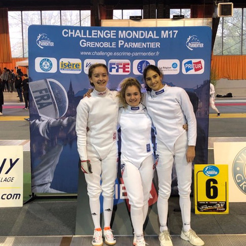 Cadet International Circuit - Grenoble
