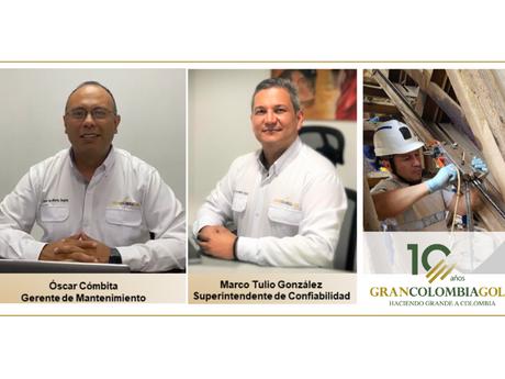Gran Colombia Gold participó en el Foro Virtual de Confiabilidad y Mantenimiento Industrial 2020